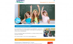 Nieuwsbrief leerkrachten